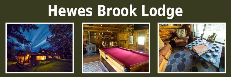 Hewes Brook Lodge Bear Hunting